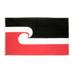 Drapeau Maori - 90 x 150 cm