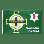 Northern Ireland Football green - 3x5 ft Flag