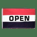 Open - Flagge 90 x 150 cm
