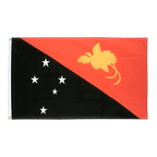 Papua Neuguinea - Flagge 90 x 150 cm