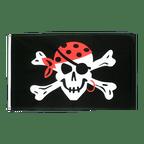 Pirat One eyed Jack - Flagge 90 x 150 cm
