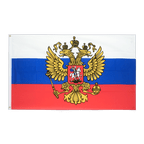 Russia with crest - 3x5 ft Flag