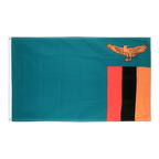 Zambia - 3x5 ft Flag