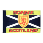Scotland Bonnie Scotland - 3x5 ft Flag