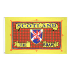 Drapeau Ecosse Scotland The Brave - 90 x 150 cm