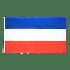 Drapeau Serbie-Monténégro - 90 x 150 cm