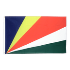 Seychellen - Flagge 90 x 150 cm