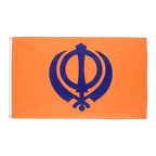 Sikhism - 3x5 ft Flag
