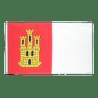 Kastilien La Mancha - Flagge 90 x 150 cm