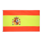 Spain with crest - 3x5 ft Flag