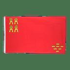 Murcia - Flagge 90 x 150 cm