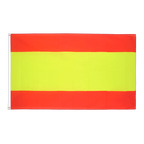 Drapeau espagnol sans Blason - 90 x 150 cm