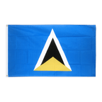 Saint Lucia - 3x5 ft Flag