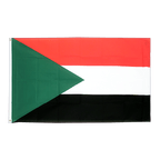 Sudan - 3x5 ft Flag