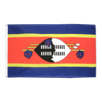 Swasiland - Flagge 90 x 150 cm