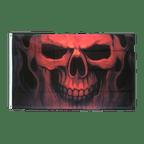 Totenkopf Geist - Flagge 90 x 150 cm