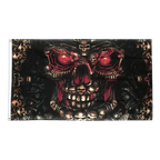 Skull Hell - 3x5 ft Flag