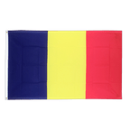 Chad - 3x5 ft Flag