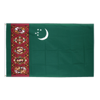 Turkmenistan - 3x5 ft Flag