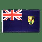 Turks- und Caicosinseln - Flagge 90 x 150 cm