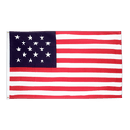 Drapeau USA 15 Etoiles - 90 x 150 cm