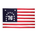 Bennington 76 - Flagge 90 x 150 cm