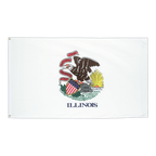 Illinois - 3x5 ft Flag