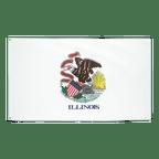 Illinois - Flagge 90 x 150 cm