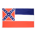 Mississippi - Flagge 90 x 150 cm