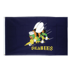 USA Seabees - 3x5 ft Flag