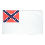 USA Südstaaten 2nd Confederate - Flagge 90 x 150 cm