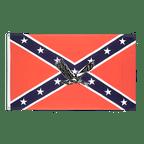 USA Südstaaten Adler - Flagge 90 x 150 cm