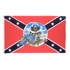 USA Southern United States Truck with buggy - 3x5 ft Flag
