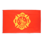 USA US Fire Department - Flagge 90 x 150 cm