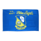Drapeau USA Etats-Unis US Navy Blue Angels - 90 x 150 cm
