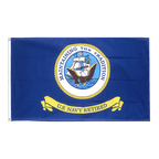Drapeau USA Etats-Unis US Navy retired - 90 x 150 cm