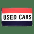 Used Cars - Flagge 90 x 150 cm