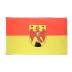Burgenland - Flagge 90 x 150 cm