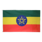 Ethiopia with star - 2x3 ft Flag