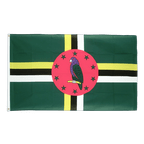 Dominica - 2x3 ft Flag