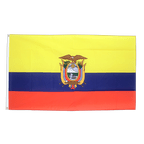 Drapeau pas cher Équateur - 60 x 90 cm