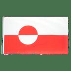 Drapeau pas cher Groenland - 60 x 90 cm