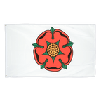 Lancashire red rose - 2x3 ft Flag