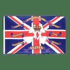 Nordirland 6 Provinzen - Flagge 60 x 90 cm