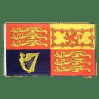 Drapeau pas cher Royal Standard du Royaume-Uni - 60 x 90 cm
