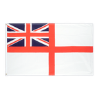 Drapeau pas cher Royaume-Uni Naval Ensign of the White Squadron - 60 x 90 cm