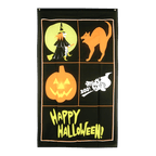 Drapeau pas cher Happy Halloween - 60 x 90 cm
