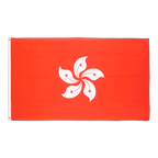 Hong Kong - Flagge 60 x 90 cm