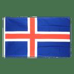 Drapeau pas cher Islande - 60 x 90 cm