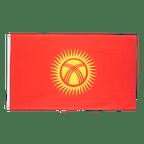 Drapeau pas cher Kirghizistan - 60 x 90 cm